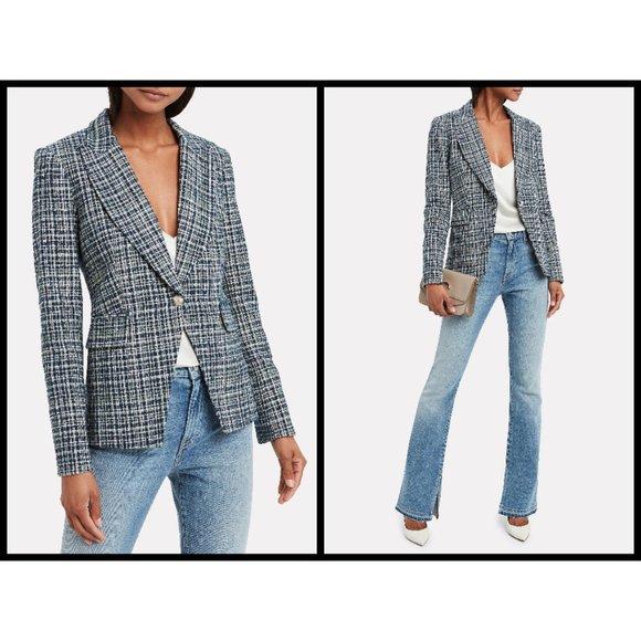 Veronica Beard Jackets & Blazers - 💕VERONICA BEARD💕 Tweed Cutaway Dickey Jacket